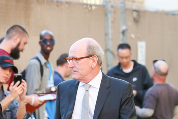 Richard Jenkins Richard Jenkins Hits 'Jimmy Kimmel Live'
