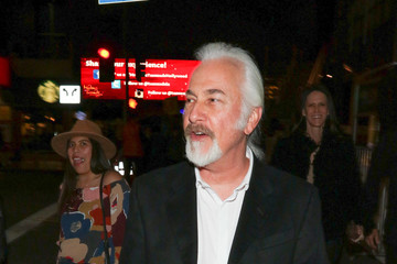 Rick Baker Celebrity Sightings Outside the 'Beauty and The Beast' Premiere at El Capitan Theatre