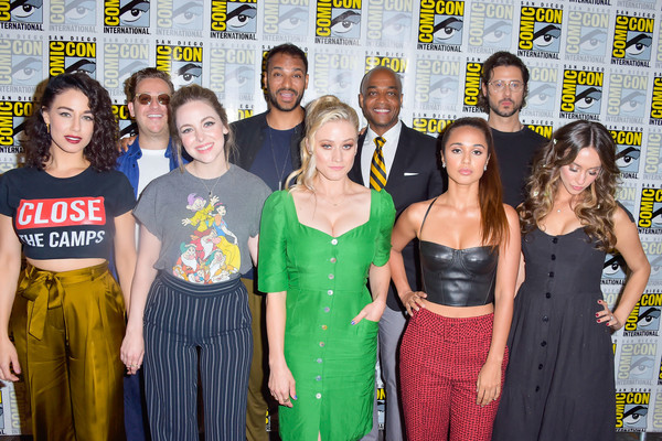 2019 Comic-Con International - 'The Magicians' Photo Call []