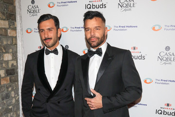 Ricky Martin The Fred Hollows Foundation Inaugural Fundraising Gala Dinner at Dream Hotel in Hollywood