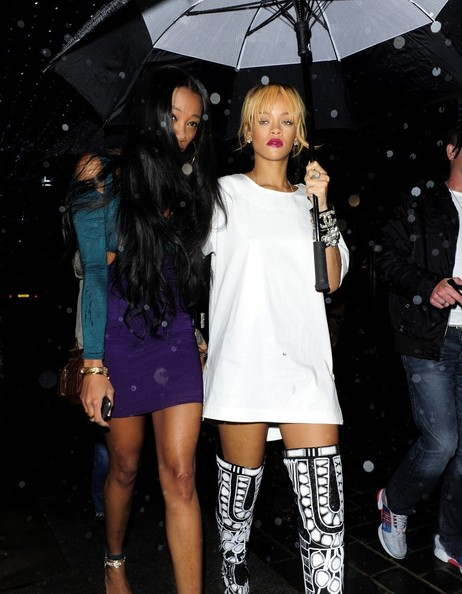 rihanna and melissa forde photos photos rihanna goes clubbing in. Cars Review. Best American Auto & Cars Review