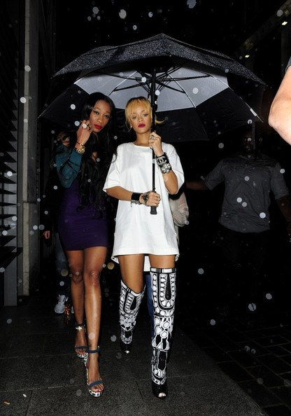 saturday rihanna and melissa forde the week in pictures june 21. Cars Review. Best American Auto & Cars Review