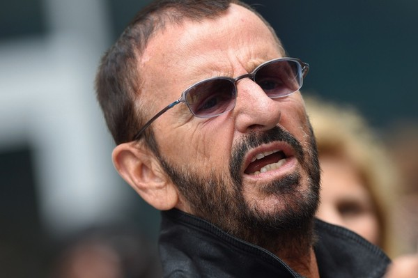 Ringo Starr Hosts a Birthday Celebration