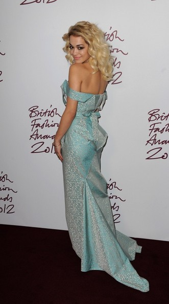 Rita Ora - British Fashion Awards