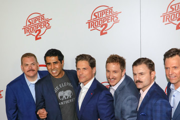 Rob Lowe Premiere of Fox Searchlight Pictures' 'Super Troopers 2'