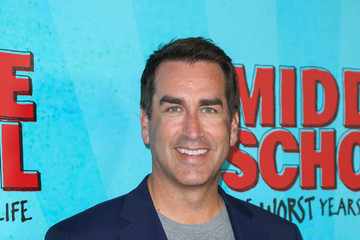 Rob Riggle Premiere of CBS Films' 'Middle School: The Worst Years Of My Life'
