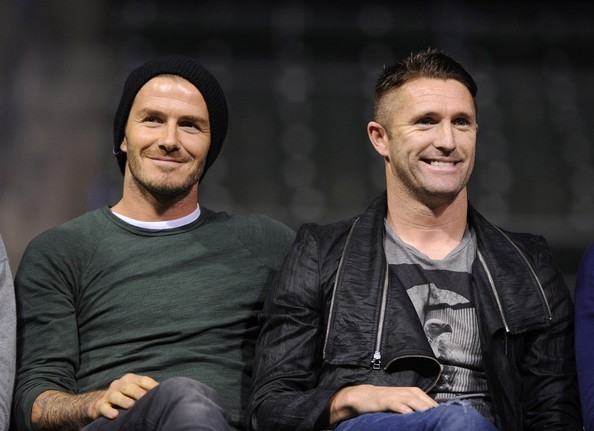 Image result for robbie keane beckham