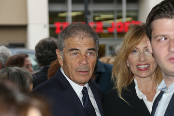 Robert Forster Celebrities Are Seen at Montalban Theatre