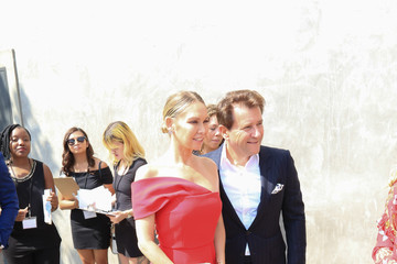 Robert Herjavec Celebs Attend the Television Industry Advocacy Awards