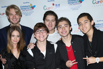 Robert Ochoa Celebrities Attend Annual Children's Hospital Los Angeles Holiday Party and Toy Drive