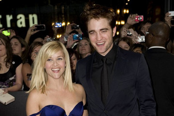 Robert Pattinson Robert Pattinson and Reese Witherspoon on the Red Carpet