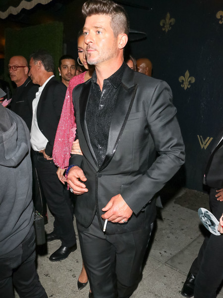 Robin Thicke and April Love Geary Photos - 1 of 180