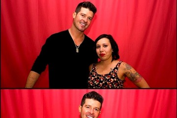 Robin Thicke Celebrity Social Media Pics
