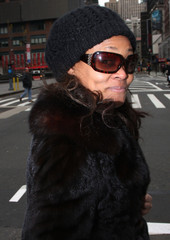 Robin Givens Robin Givens in New York