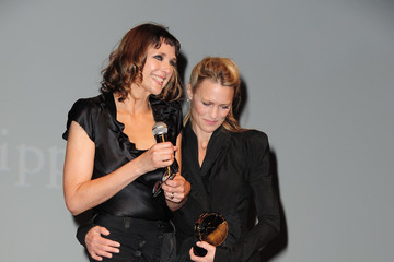 Rebecca Miller Robin Wright Screening of 'The Private Lives of Pippa Lee'