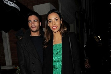 Rochelle Humes Celebs at the Love Magazine Christmas Party — Part 3