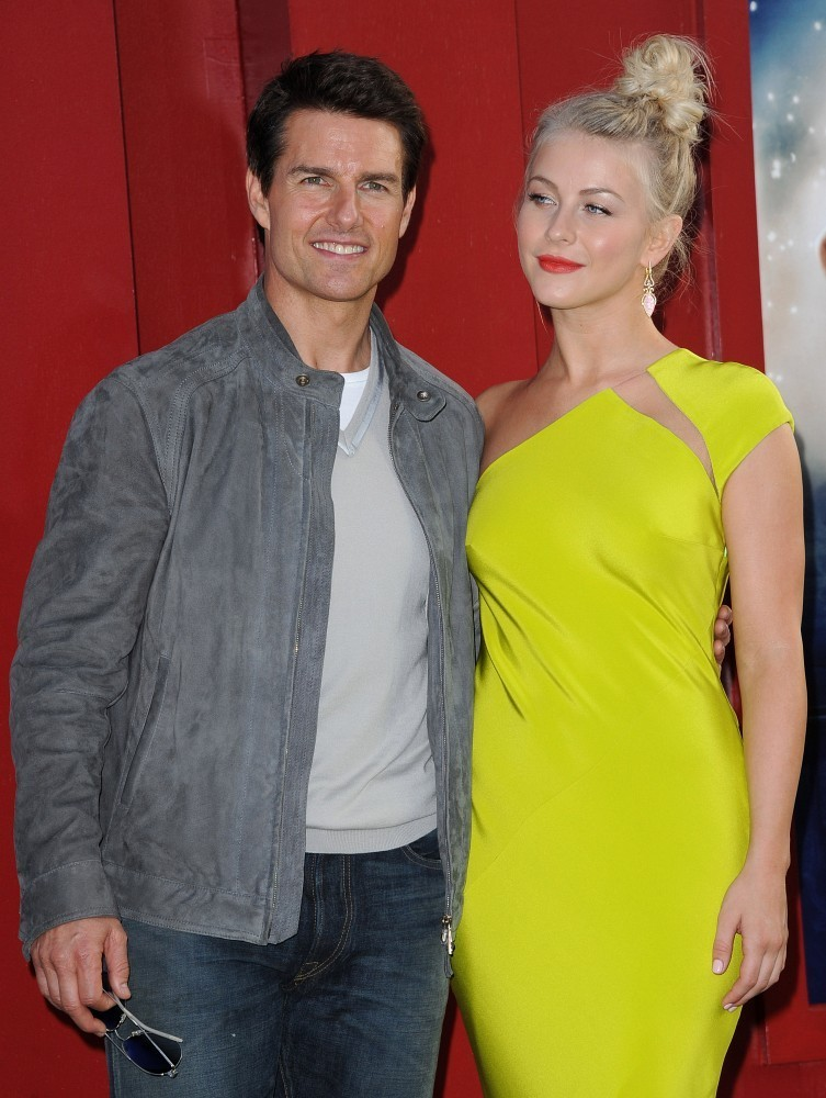 Julianne Hough Talks Tom Cruise Rock of Ages and What s Next