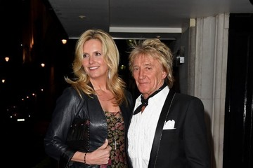 Rod Stewart Arrivals at the Helping Hands Dinner