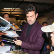 Ron Livingston Ron Livingston Leaves The ArcLight Theatre In Hollywood