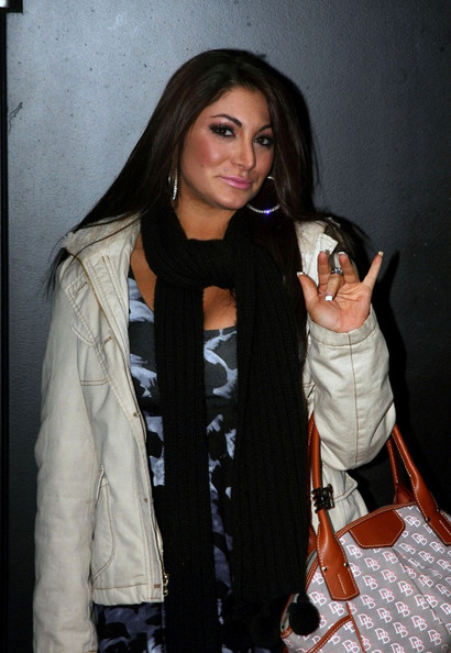 jersey shore cast ronnie. Ronnie Ortiz-Magro Cast members of the #39;Jersey Shore#39; appear on Good Morning