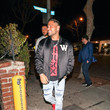 Ronnie Ortiz-Magro Ronnie Ortiz-Magro outside Delilah Nightclub in West Hollywood