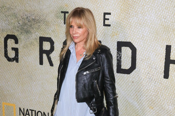 Rosanna Arquette Premiere of National Geographic's 'The Long Road Home'