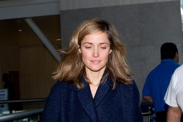 Rose Byrne Rose Byrne at LAX