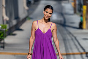 Roselyn Sanchez is seen at 'Jimmy Kimmel Live' in Los Angeles, California.