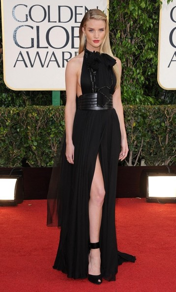 Rosie Huntington-Whiteley - 70th Annual Golden Globe Awards