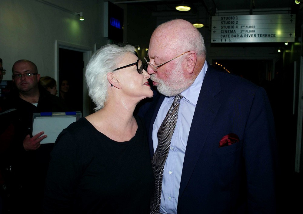 Sharon Gless Photos Photos Press Night For A Round