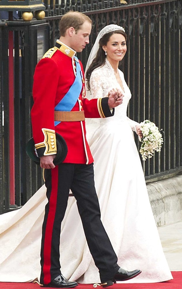 Royal Wedding Before And After The Ceremony 20 Of 22