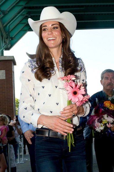 The Royals At The Calgary Stampede Zimbio