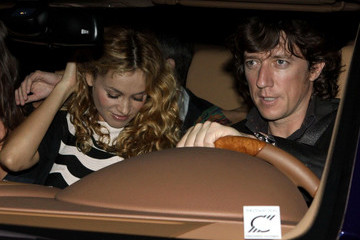 Nicolas Vallejo Paulina Rubio Out and About