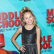 Ruby Rose Turner Premiere of CBS Films' 'Middle School: The Worst Years Of My Life'