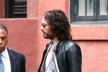 Russell Brand Russell Brand Leaves Alcoholics Anonymous