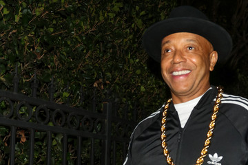 Russell Simmons Celebrities Attend the Casamigos Tequila Halloween Party