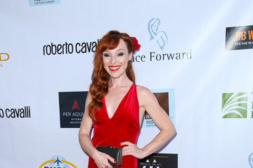 Ruth Connell Celebrities Attend the 7th Annual Face Forward Gala