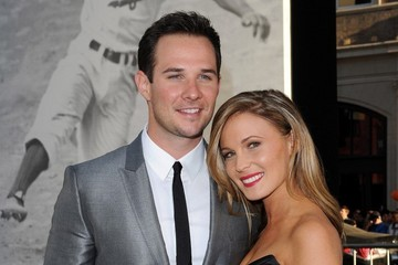 Ryan Merriman '42' Premieres in Hollywood