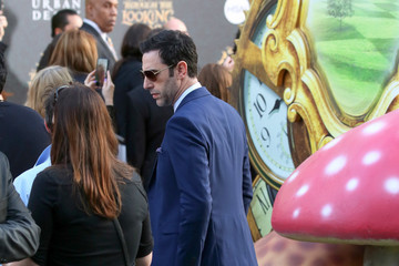 Sacha Baron Cohen Celebrities Arrive to the 'Alice Through the Looking Glass' Premiere