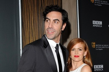 Sacha Baron Cohen Stars at the BAFTA LA Britannia Awards