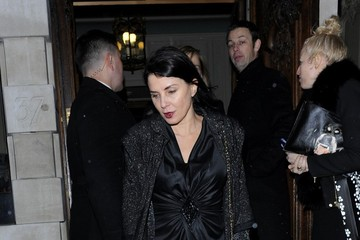 Sadie Frost Arrivals at the InStyle Pre-BAFTA Party