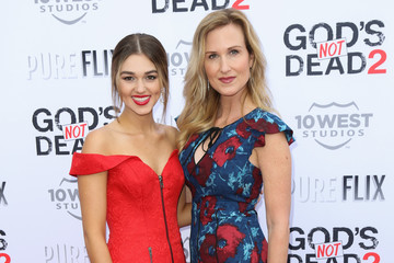 Sadie Robertson Premiere of Pure Flix Entertainment's 'God's Not Dead 2' at Directors Guild of America