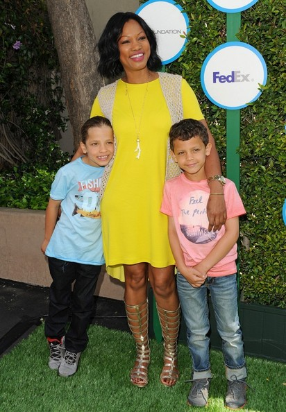 Garcelle Beauvais Children