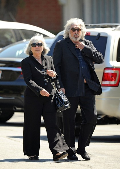 Sage stallone funeral