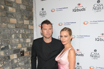 Sam Worthington The Fred Hollows Foundation Inaugural Fundraising Gala Dinner at Dream Hotel in Hollywood