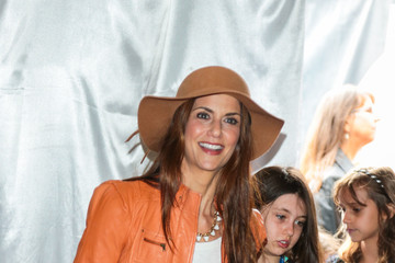 Samantha Harris Cavalia Odysseo Celebrity Premiere at the Odysseo White Big Top