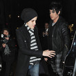 Samantha Ronson and Adam Lambert Photos