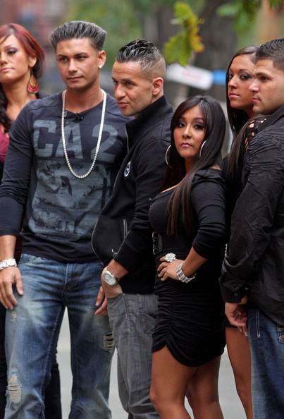 jersey shore sammi ronnie. #39;Jersey Shore#39; Cast on #39;The