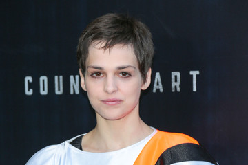 Sara Serraiocco STARZ 'Counterpart' And 'Howards End' FYC Event