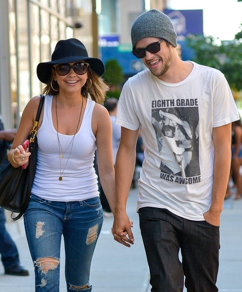 sarah hyland and matt prokop dating 2013